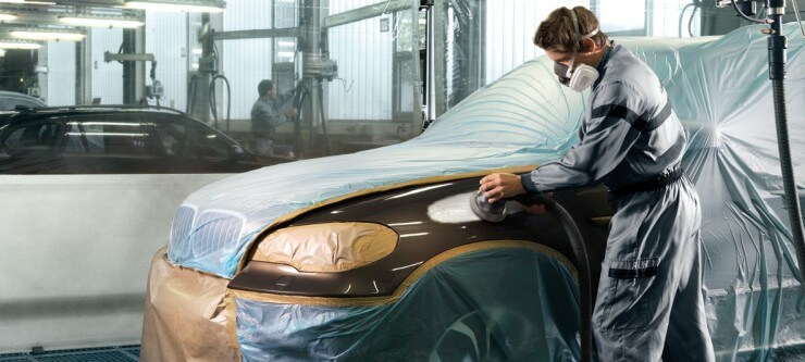 Pintura IESA BMW