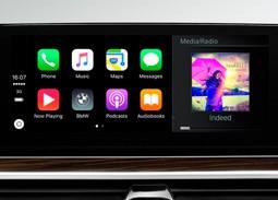 Preparação para o Apple CarPlay®