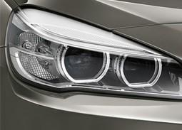 O exterior do BMW Série 2 Active Tourer confere uma dinâmica inédita a este segmento de veículos, unindo estética e funcionalidade.