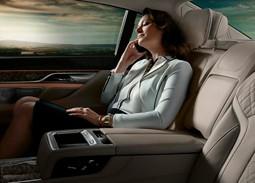 BMW Executive Lounge